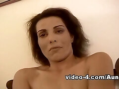 Video from AuntJudys: Amateur mature penetrates her pussy with vibrator