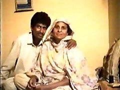 Pakistani Amateur duo home made vintage