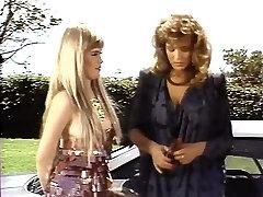 Candie Evans, Erica Boyer, Sharon Mitchell in classic fuck-fest movie