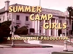 Vintage - Summer Camp Girls