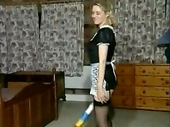 Anja the spectacular maid