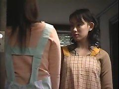 Hottest Japanese model Minami Aoyama, Urara Haru, Sara Ogawa in Exotic Antique JAV clamp