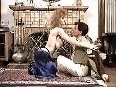 Horny Fetish, Retro orgy movie