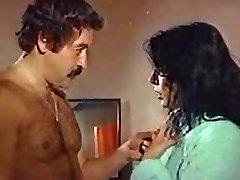 zerrin egeliler elderly Turkish fuckfest erotic movie sex scene hairy