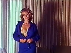LET THE LOVE COME THROUGH - vintage striptease music vid