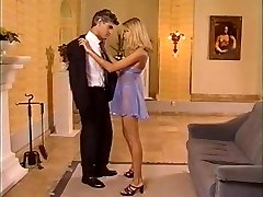 Man Hotwife with a girlfriend son in the living bedroom