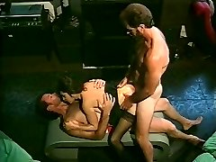 China Lee double penetration old-school