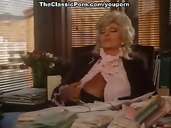 Old School video with office blowjob
