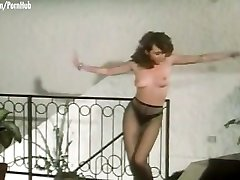 Claudia Cavalcanti bare and Alexandra Delli Colli nude