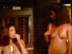 Retro party fourway with Kay Parker