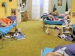 Six Swedish nymphs in a boarding school