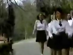 Vintage Schoolgirls Sheer Pleasure.