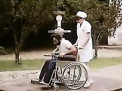Wooly Nurse And A Patient Having Intercourse