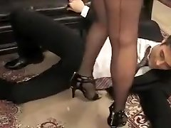Fabulous homemade Femdom, Fetish gonzo movie