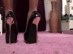 Tamia highheels 2 - old school