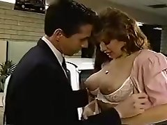 Old School Fuck In Car Showroom (1995)