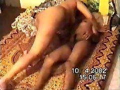Antique video of srilankan couple