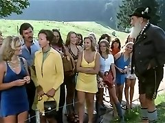 1974 German Porn old school with awesome beauty - Russian audio