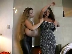 Classic Hugetitted Cougars Girl-Dame Playtime