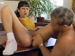 Fabulous Bukkake, Gaping porn video
