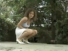 Mischievous Pissing, Outdoor adult video