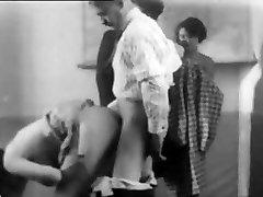 The Punishment Russian Schoolroom Setting Very Super-cute (1930)