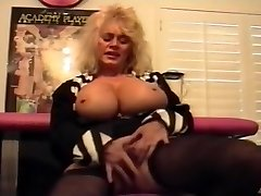 Patty Slew: Obscenely Huge Knocker Fuck Ends In Cum Drink!