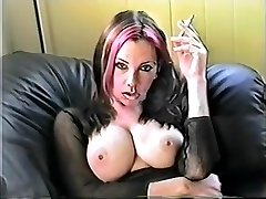 Best amateur Huge Tits, Smoking xxx video