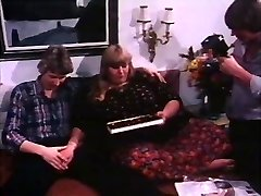 antique 70s danish - Try Miss Form (german dub) BBW - cc79
