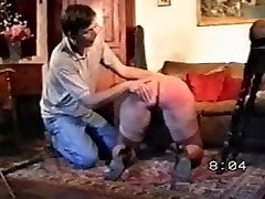 UK Homemade spanks and cane part 2