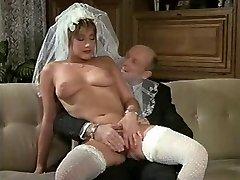 Super-steamy Bride German Retro Film
