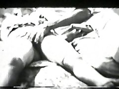 Antique hairy pussy pounding