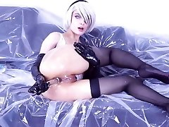 Finest costume play of 2B Nier of history