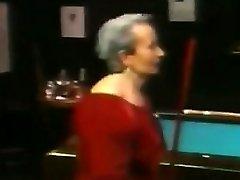 Yam-sized Lesbian Grandmas On A Pool Table Classic
