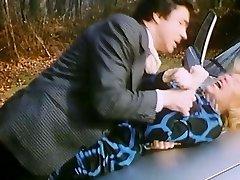 XXXJoX Marilyn Jess Secretary Used By Chief On Car