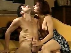 Vintage Mother Anal Fuck