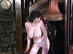 LOVE TO Enjoy YOU - vintage British huge tits striptease