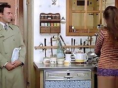 French Old-school -- Jane Birkin & Romy Schneider Nude