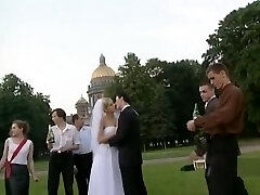 Dad's Porn Pt. 2: Russians Fucking in Public to Classical Music