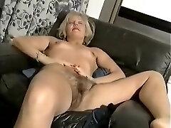 Fabulous pornstar in best striptease, cougars porn video