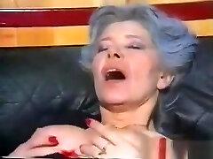 Lesbian Granny Loves Sweet Black Pussy