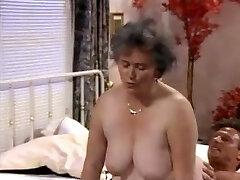 Excellent looking sluts crammed in vintage movie