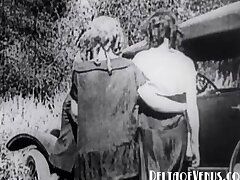 Highly Early Vintage Porn  1915