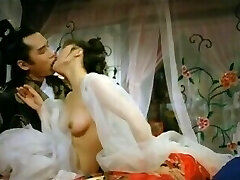 Chinese glamour Love scene - The Golden Lotus