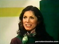 Kay Parker in The Outer Space Money-shot Experiment