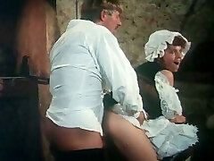 Vintage pummeling in the dungeon