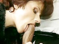 Horny Mom Enjoys To Taste A Cock