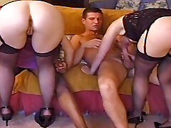 Double foray chicks compilation