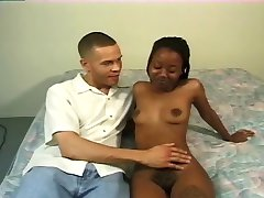 black girl hairy