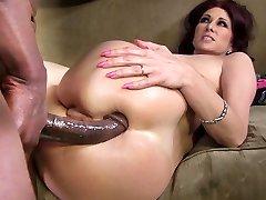Tiffany Mynx Anal With Big Black Cock